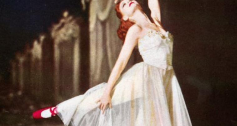 Punased kingad - tantsija traagiline armastus balleti vastu