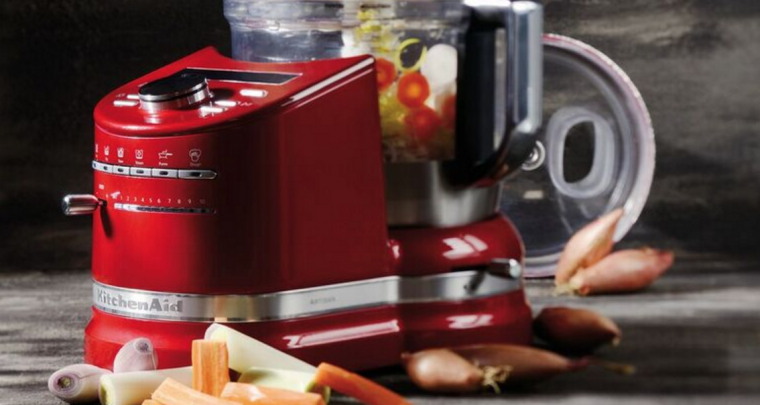 KitchenAid Artisan – multifunctional food processors