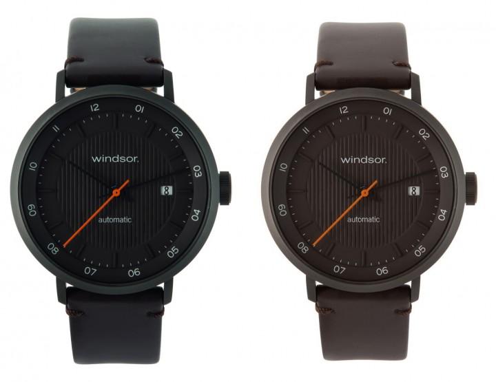 Windsor - Schlichte und schicke Uhren
