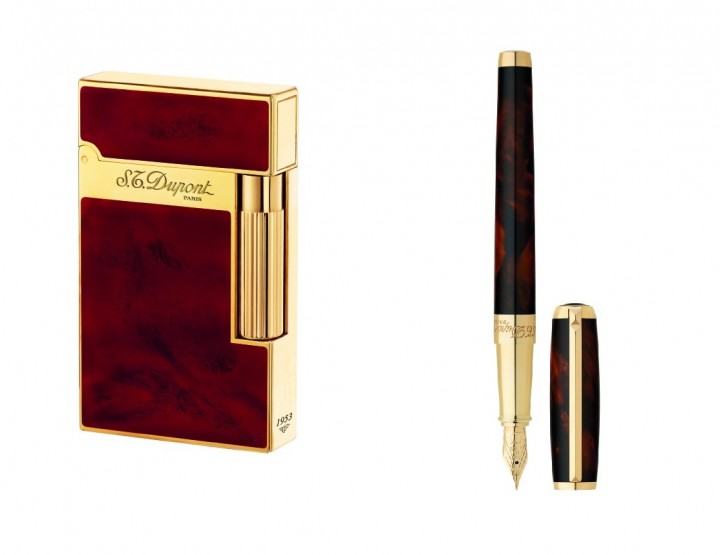 S.T. Dupont - Luxuriöse Accessoires
