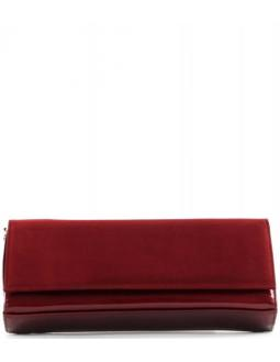Clutch Winifred in Rot