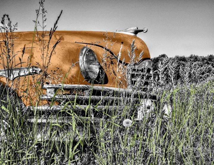 Retro-auto lisavarustus