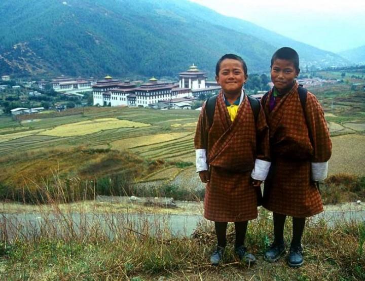 Himalaya-Königreich Bhutan – das letzte Paradies