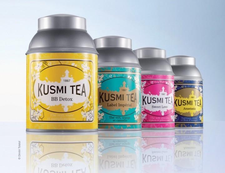 Kusmi Tea anlässlich der Berlinale