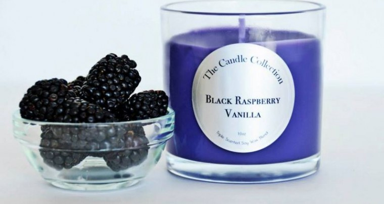 The Candle Collection - stylish scented Candles