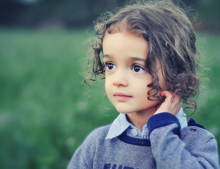 Kinder als Accessoires - eine kleine Kritik