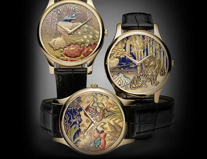 Swiss Luxury Watches by Chopard