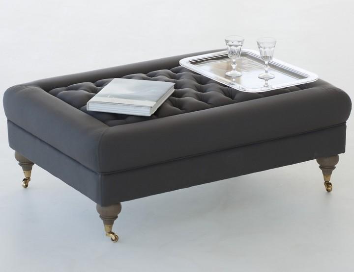 Ottomane - Die praktischen Sitzmöbel