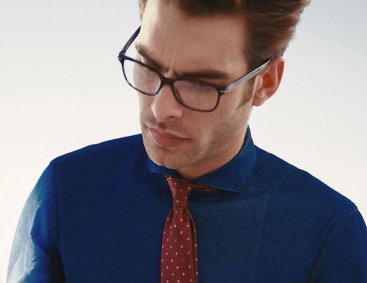 Trend: rote Fliegen & Krawatten