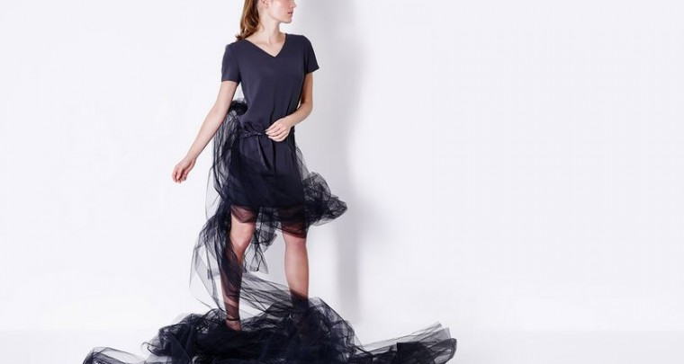 Guido Maria Kretschmer präsentiert schlichte Eleganz