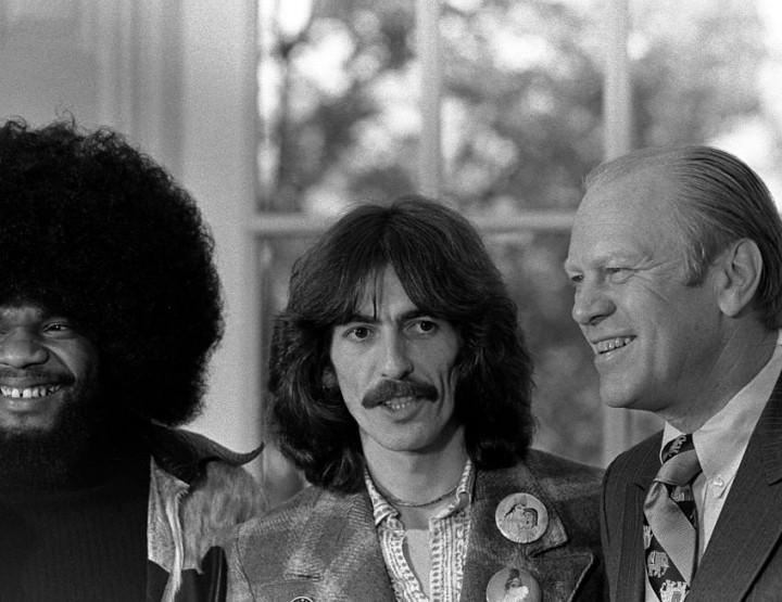 George Harrison - Die Stimme aus dem Grab