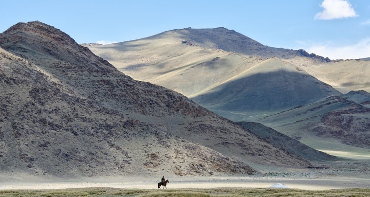 Mongolia - paradise for adventurers and nature lovers