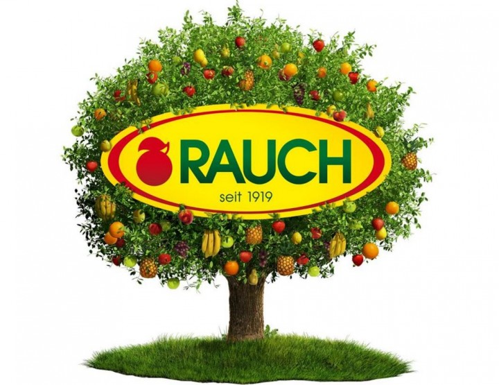 Rauch Happy Day Juices – newest creation: Raspberry & Pink Pepper