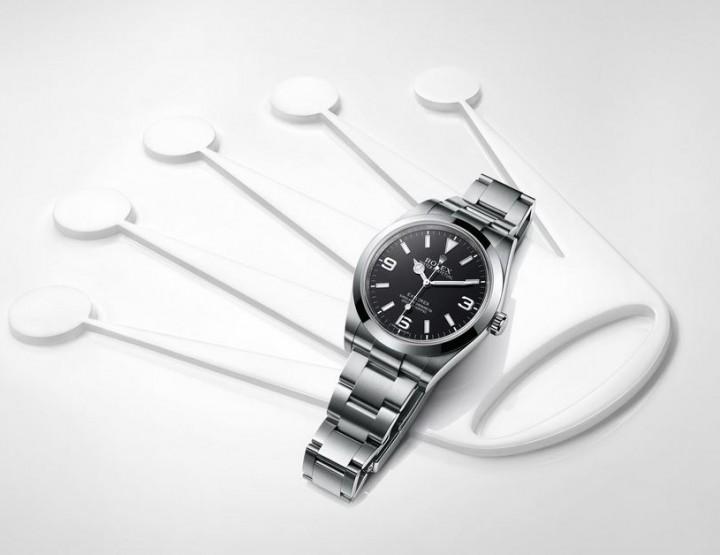 Armbanduhren von Rolex