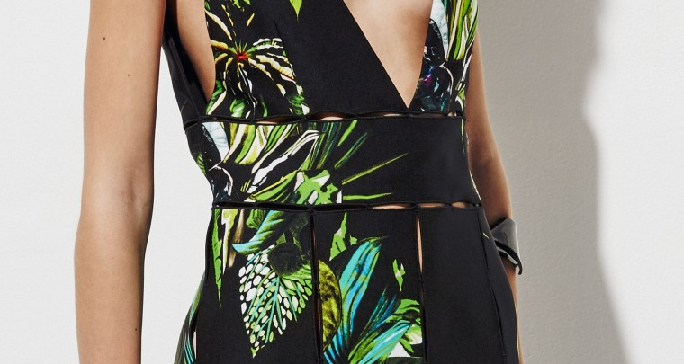 The jungle is calling - Tropical Prints 2016