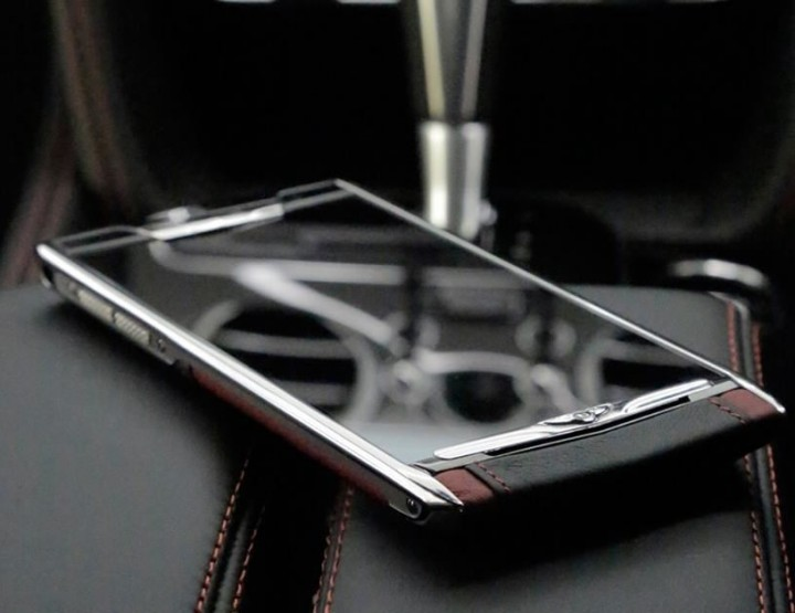 Luxury Smartphones by Vertu