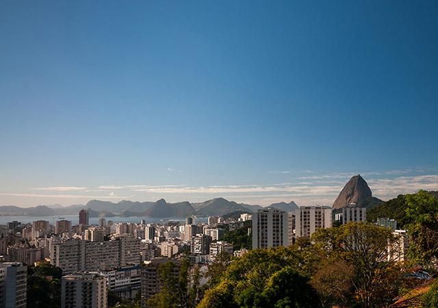 Schöner schlafen in Rio