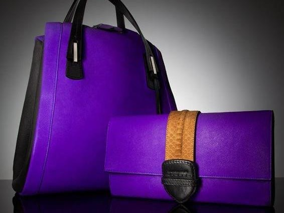 Pauric Sweeney - Farbenfrohe Handtaschen