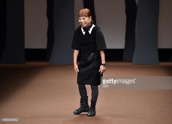 Fashion Week Tokyo AW 2016: :Hiroko Koshino!