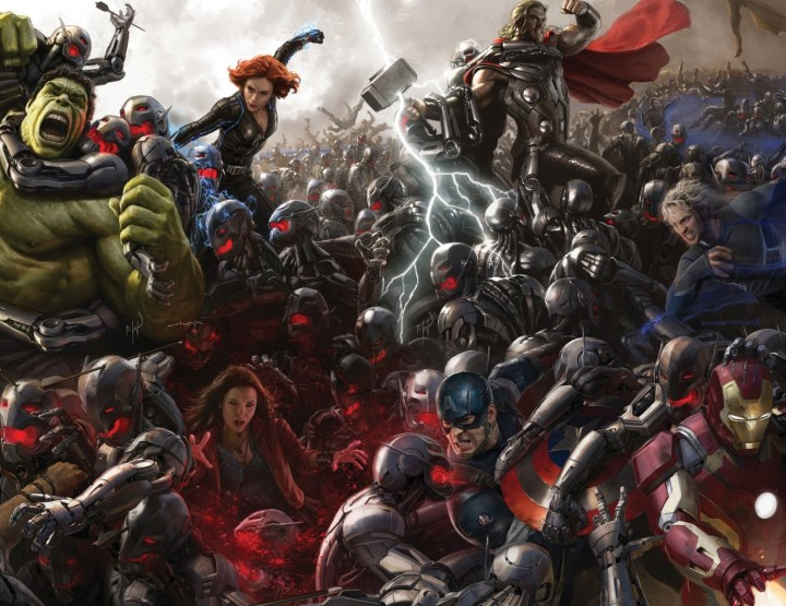 Ein feuriges Actionspektakel: Avengers: Age of Ultron