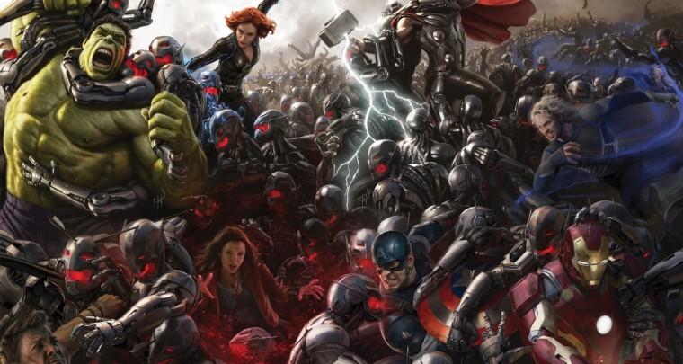 (Deutsch) Ein feuriges Actionspektakel: Avengers: Age of Ultron