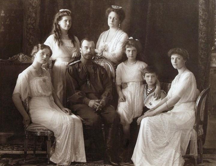 Das Schicksal der Zarentochter Anastasia