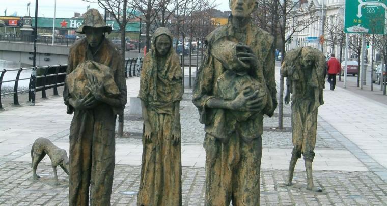 Der große Hunger Irlands