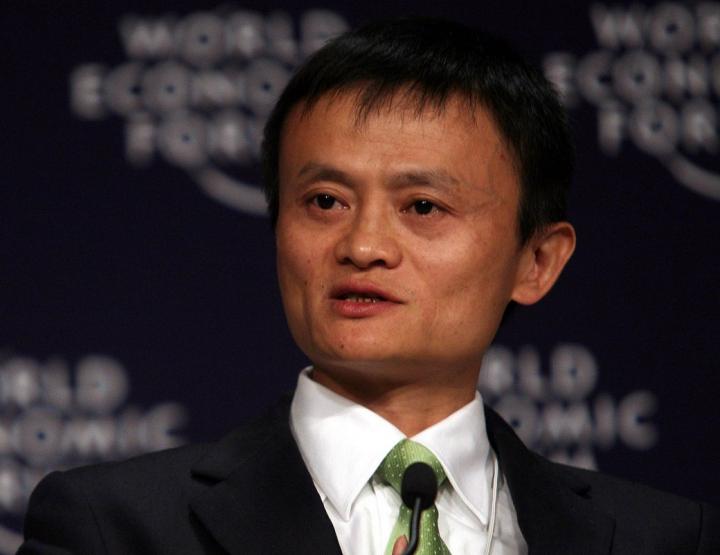 Jack Ma - der reichste Mann Chinas