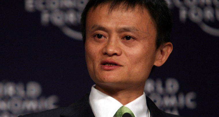 Jack Ma – the richest man in China