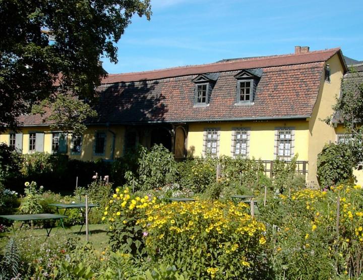 Kurzurlaub in Weimar - Der perfekte Frühlingstrip