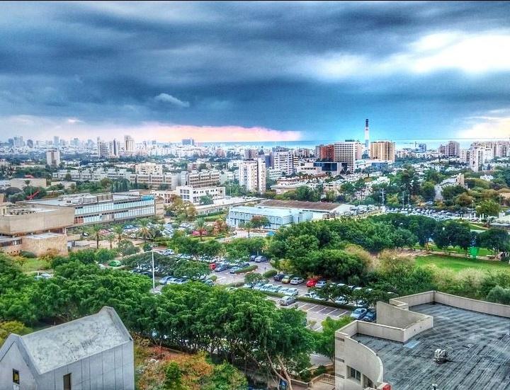 Bombenbässe: Tel Aviv