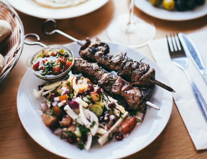 Djimalaya Restaurant Berlin - Israeli Cuisine
