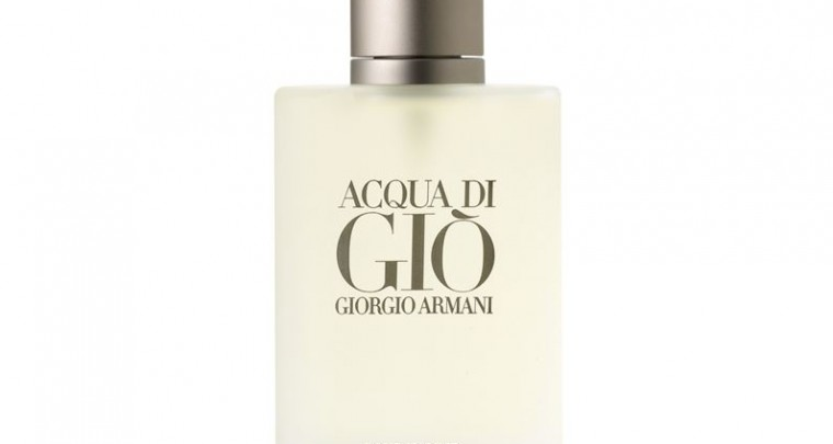 Wearing perfume at the Office – Giorgio Armani