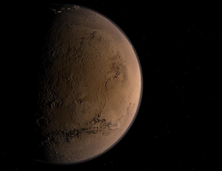 Der Marsianer - Gestrandet auf dem Mars