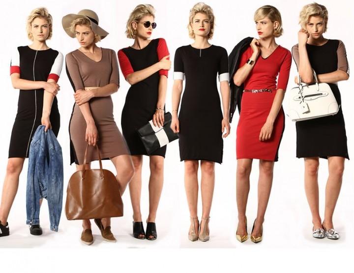 MORF – Ein Kleidungsstück, 24 Mal anders getragen