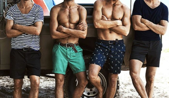 Men Beach Wear - die modischsten Badeshorts