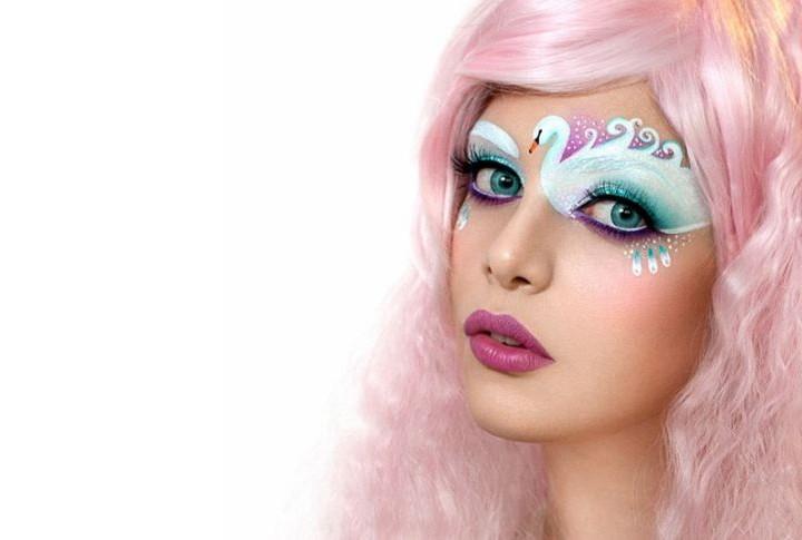 Kunst trifft Makeup: Makeup Artistin Tal Peleg
