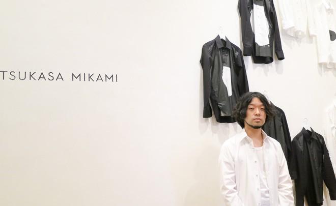 Fashion Week Tokyo AW 2016: Tsukasa Mikami!