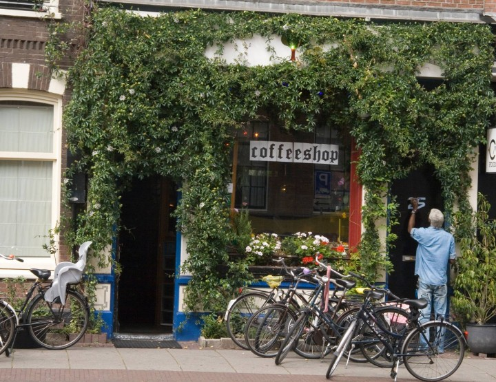 Das Coffeeshop-Prinzip