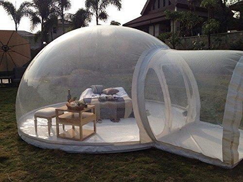 Bubble Tents - Nacht unter den Sternen