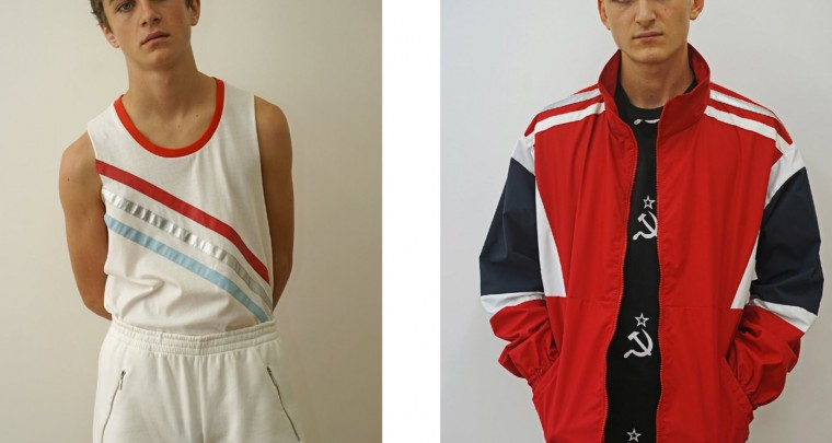 Gosha Rubchinskiy - Sporty and casual