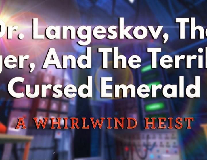 Dr. Langeskov - Der 15 Minuten Raub