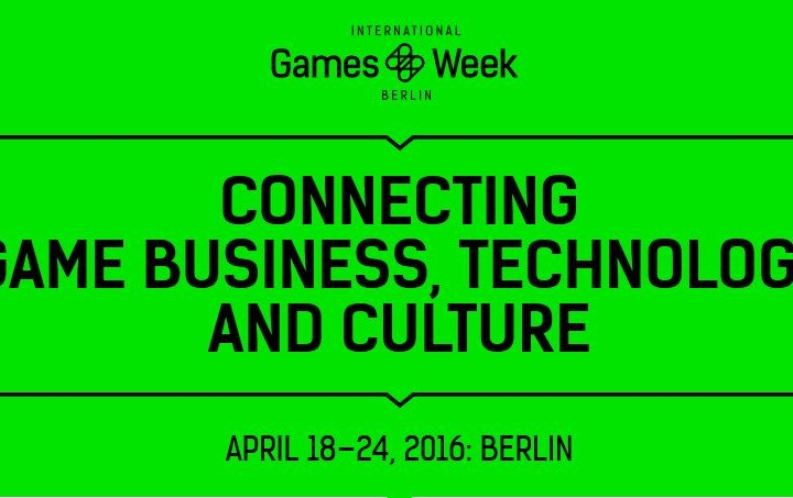 International Games Week in Berlin