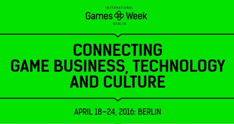 International Games Week in Berlin