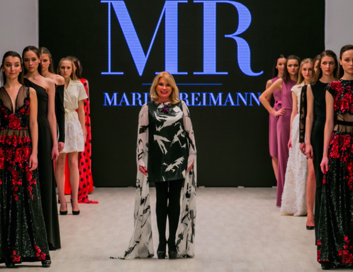 Belarus Fashion Week AW2016/2017 : Marina Reimann