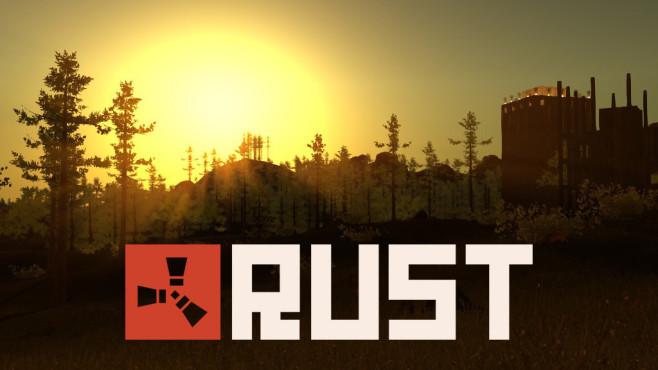 Rust-Nacktes Überleben