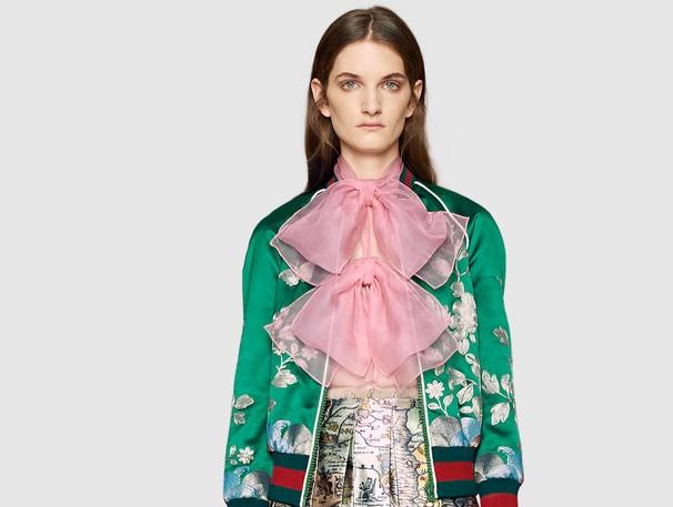 Gucci lässt die 70er wieder aufleben