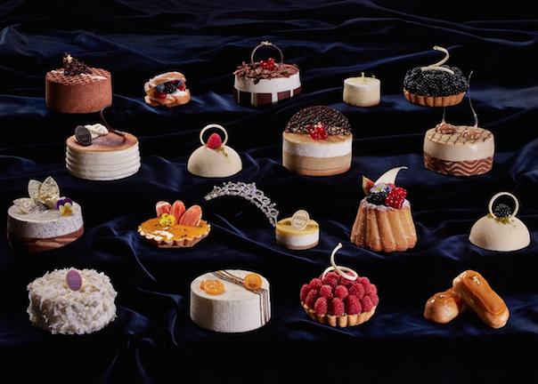 Princess Cheesecake-Königliche Kuchen