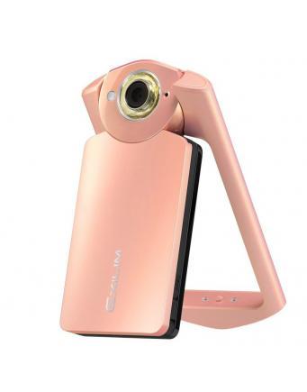 Casio Exilim EX-TR60 Digitalkamera - Rosa
