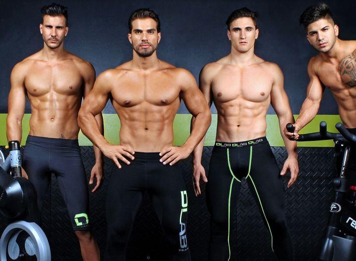 Männliche Fitness Gurus auf Instagram
